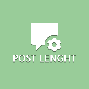 Minimum post length