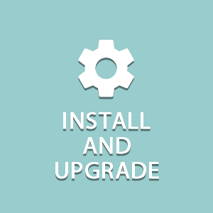 Install And Upgrade