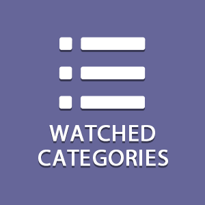 Watched Categories